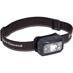 Black Diamond Storm 400 Lampe Frontale, graphite